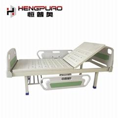 hospital furniture suppliers modern type manual adjustable bed