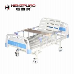 back reclining manual single function adjustable beds for elderly