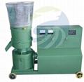 Model KL400C Flat Die Pellet Machine Pellet Mill For Sale