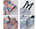 Fashion baby boy clothes sets toddler boy outfits suits 2
