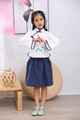 Summer wholesale girl Tang suit Chinese