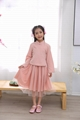 Cheap hot sale girl Tang suits children