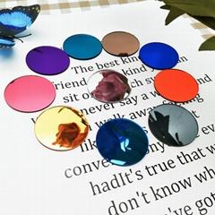 廠家供應直銷亞克力裝飾彩色鏡片