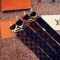 LV belt LV men belt LV women belt Louis Vuitton belts LV INITIALES 40MM LV strap