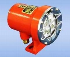 蓄电池电机车用LED照明信号灯