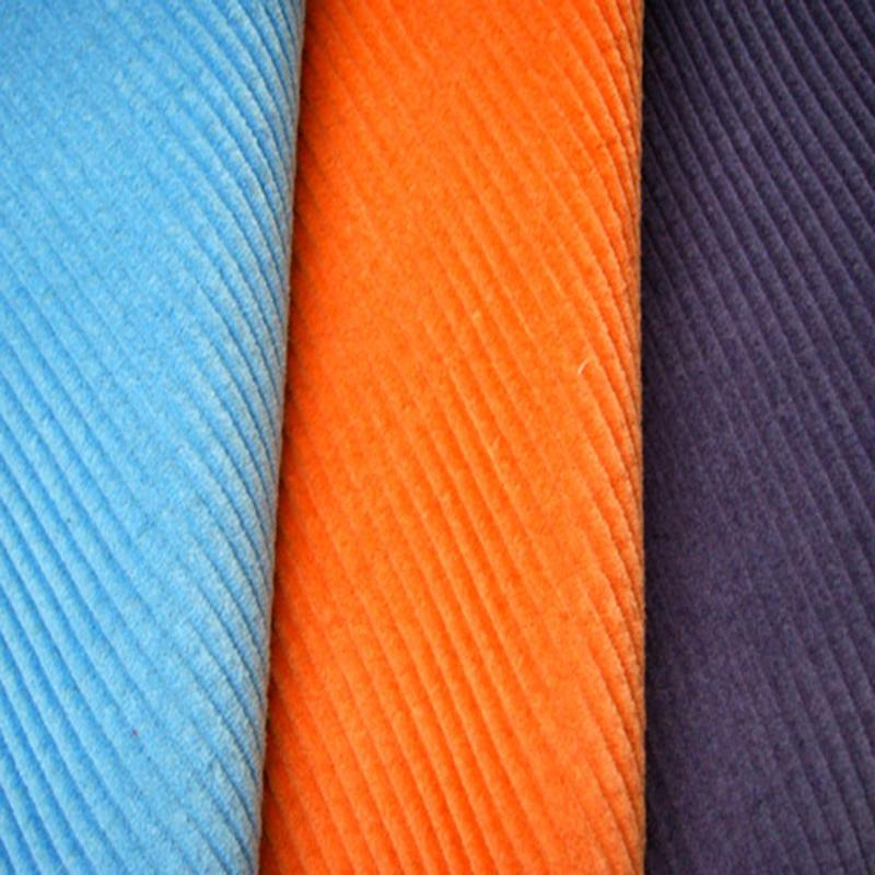Strong Durable Corduroy Fabric 1