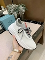 Sale of AAA quality new Prada women's shoes fashionable thick soled sports shoes