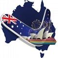 中国海运家具双清到门到澳大利亚