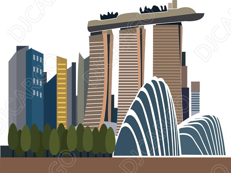 宁波海运厨房用具碗碟到新加坡服务 4