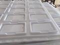 5.8寸手机保护壳通用包装吸塑盒生产 4