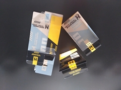 防寒防爆透明印刷塑料膠盒生產