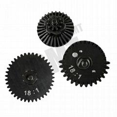 18:1 gear set