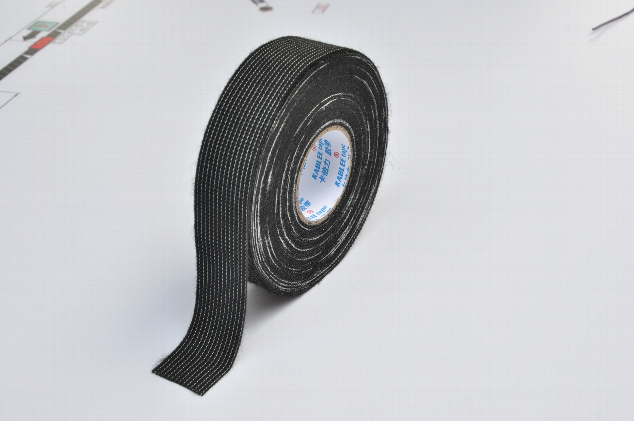 駕駛艙線束膠帶可手撕的厚絨膠帶 1