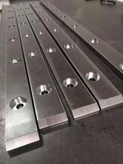 Wear-resistant steel parts