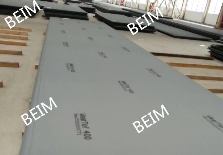 WearTuf  wear-resistant steel plate 1