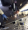 耐磨钢备件定制 6