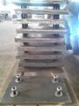 Wear-resistant steel parts 9