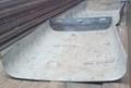 Wear-resistant steel parts 12