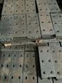 Wear-resistant steel parts 14