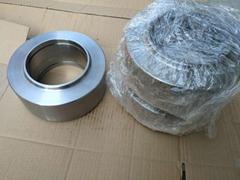 Wear-resistant steel load wheel