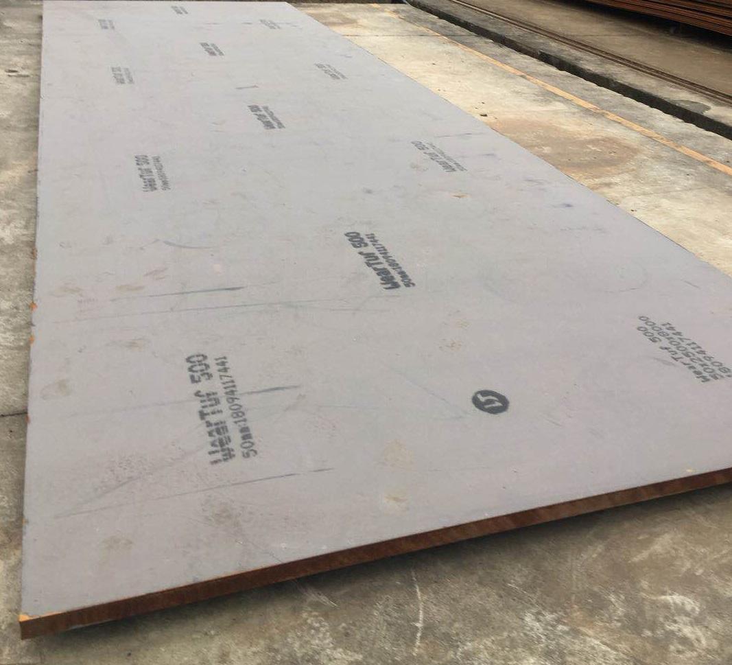 WearTuf500耐磨钢板 1