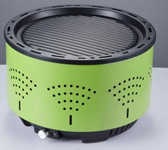 Portable Grill Stainless Steel charcoal BBQ Outdoor Easily Assembled bbq grill