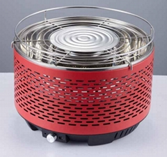 Hot Sale Portable Outdoor BBQ Grill smokeless charcoal bbq grill