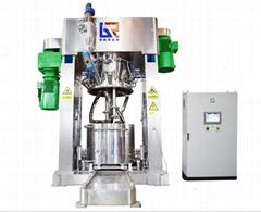 500L Double planetary vacuum power mixer