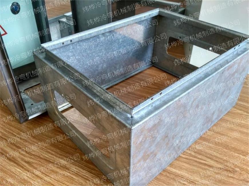 昆明高速配電箱殼體成型機 2