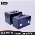 廠家定製新款珠寶手提托盤PU大容量多層首飾箱包 1