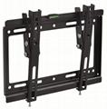 fixed panel TV wall mount economy TV