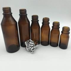 10ML 20ML 30ML 50ML 100ML 褐色绿色精油瓶