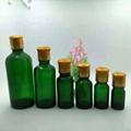 10ML 20ML 30ML 50ML 100ML 褐色绿色精油瓶 3