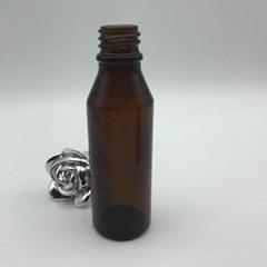15ML 20ML 30ML 50ML 歐式茶色精油瓶