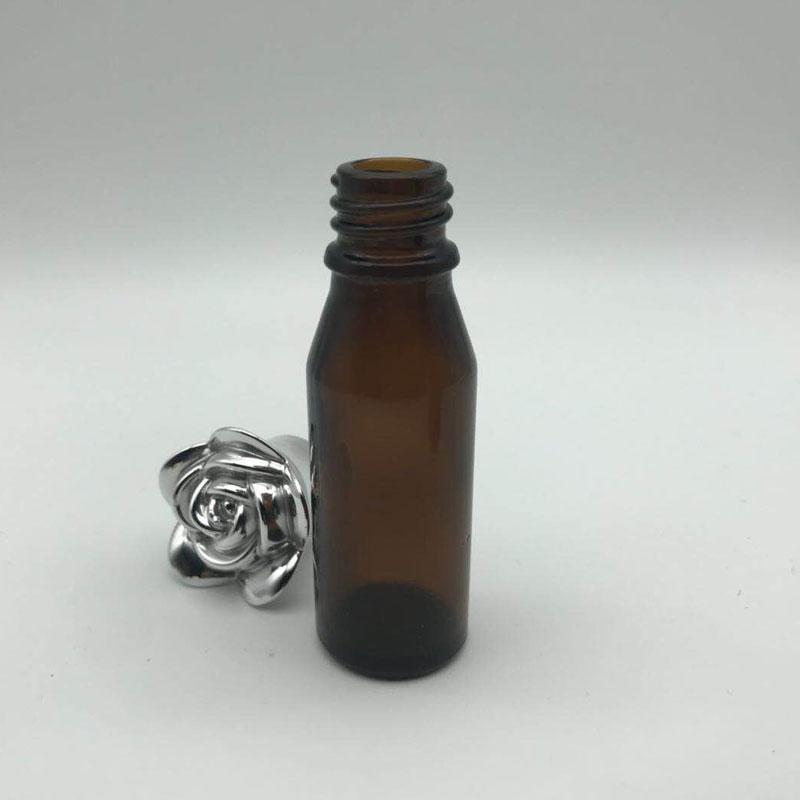 15ML 20ML 30ML 50ML 欧式茶色精油瓶 2