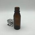 15ML 20ML 30ML 50ML customize Euro boston amber glass essential oil bottle 2