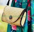 straw handbag from vietnam