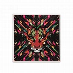 Tiger Face Custom Stickers | Custom Stickers No Minimum | GS-JJ ™