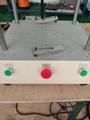 供应自产自销 小型热熔机 铝型材机架 四柱立结构 1800W 3