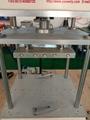 供应自产自销 小型热熔机 铝型材机架 四柱立结构 1800W 4