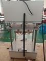 供应自产自销 小型热熔机 铝型材机架 四柱立结构 1800W 5