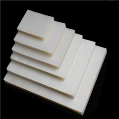 175mic zero static eco-friendly durable PET/PE/EVA thermal laminating pouch