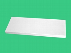 Economic and Reliable waterproof S4S painting&white radiata Wooden flat board