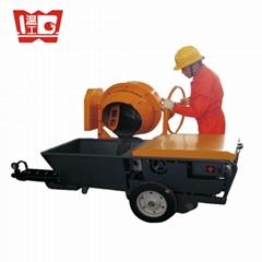2L6 Universal speed motor control PFT 2L6 JP60-P automatic plastering machine
