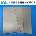 高精度微孔波纹钛板 2