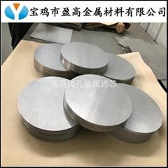 可涂铂钌铱多孔钛板