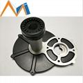 定製噴塗小型鋁散熱器