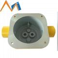 我廠是中國鋁合金LED外殼壓鑄