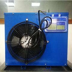 卓富水产海鲜池制冷机冷水机鱼缸降温器小型鱼池养殖恒温机冷水机