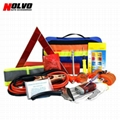 24pcs Car Roadside Emergency Kit Auto